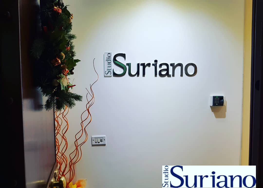 Studio Suriano vi dà il benvenuto Siamo a vostra completa disposizione per rispo...